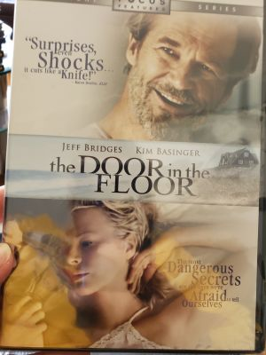 The door in the floor DVD