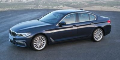 2019 BMW 5-Series 540i xDrive (GRAPHITE)