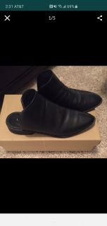 Lucky Brand Leather Loafers