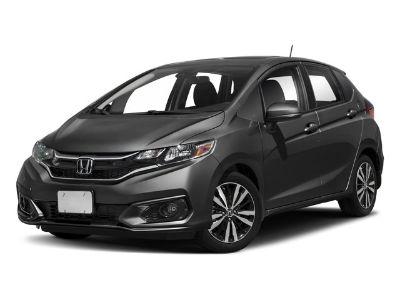2018 Honda Fit EX (Crystal Black Pearl)