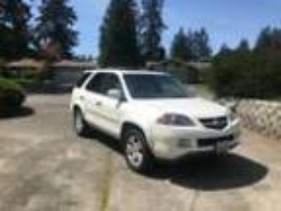 2004 Acura MDX 2004 Acura MDX w/Touring Package