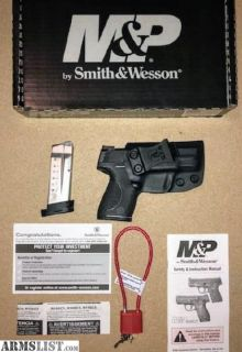 For Sale: Smith & Wesson Performance Center M&P Ported Shield 9MM