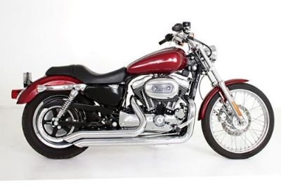 Purchase Rip Saws Samson Exhaust Chrome Plated Pipe Harley XL Sportster 2004-2011 motorcycle in Harleysville, Pennsylvania, United States, for US $499.98
