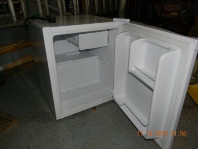 Emerson 1.7 fridge. Almost new. We have and don't need this one.
