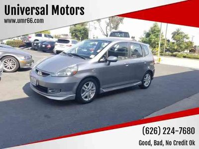 Used 2008 Honda Fit for sale