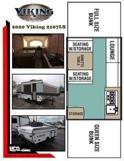 2019 Viking 2107LS