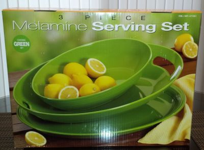 NEW in Box - 3 Piece Serving Set