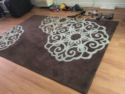 Area rugs thick nice quality