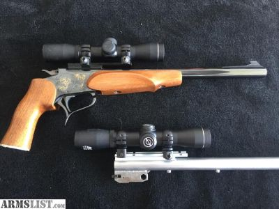For Sale: thompson contender