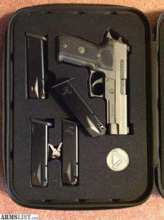 For Trade: Legion P226 DA/SA 9mm for Trade