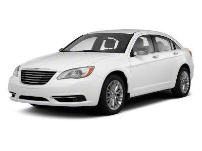 2013 Chrysler 200 Touring (Tungsten Metallic)