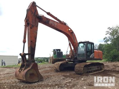 2014 (unverified) Hitachi ZX290LC-5N Track Excavator