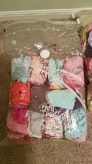 Bundle of clothes for NB girls