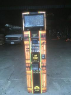 Marley Coffee Vending Machine RTR#7021955-01