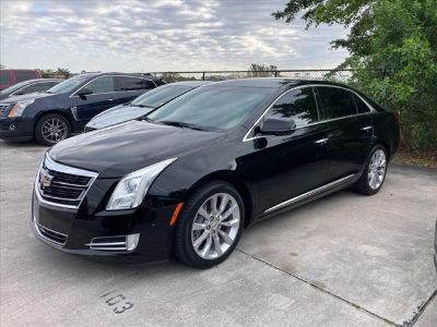 2016 Cadillac XTS Luxury Collection (stellar black metallic)