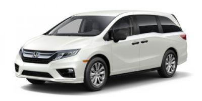 2019 Honda Odyssey LX (LUNAR SILVER METALLIC)