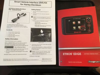 Snap On Ethos OBDII Scan Tool