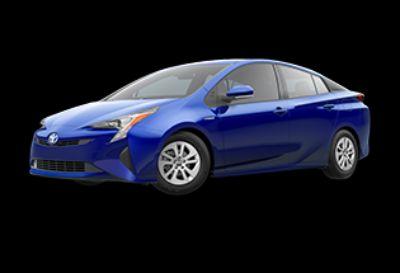 2018 Toyota Prius One (Blue Crush Metallic)