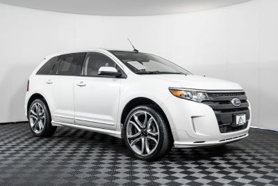2014 Ford Edge Sport (white)