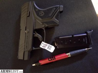For Sale: New Ruger LCP II