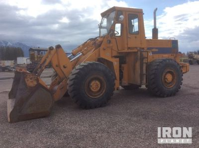 Kobelco LK700A Wheel Loader