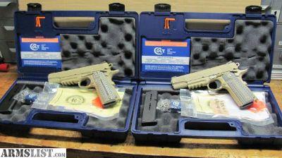 For Sale: Colt USMC & M45A1 Rail Guns
