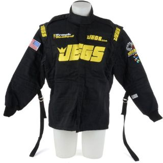 Buy JEGS Performance Products 6001 Black Triple Layer Jacket Medium motorcycle in Delaware, Ohio, United States, for US $219.99
