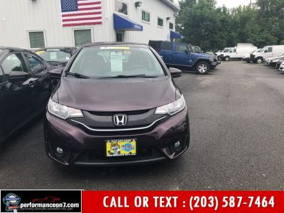 2015 Honda Fit EX (Purple)