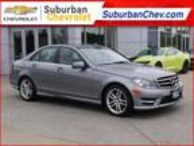 used 2014 Mercedes-Benz C-Class for sale.