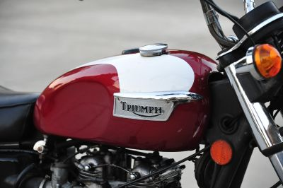 1977 Triumph BONNEVILLE T140