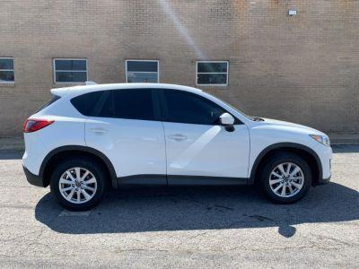 2013 Mazda CX-5 Touring (White)