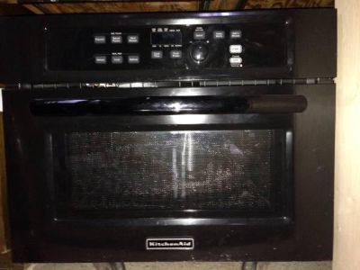 $500, KitchenAid Architect Series II built-in microwave