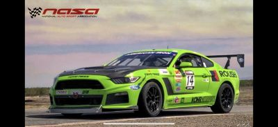 2016 Ford Racing Mustang