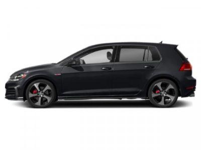 2019 Volkswagen Golf Gti Rabbit Edition (Deep Black Pearl)