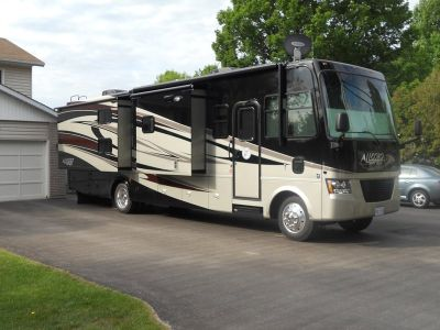 2012 Tiffin Allegro Open Road 35QBA