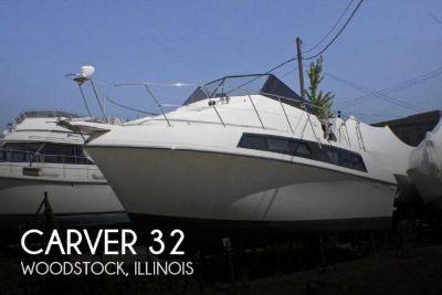 1989 Carver 3297 Mariner