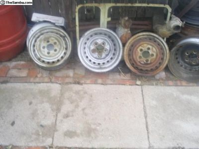 Various stock wheels