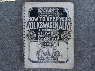 John Muir Book VW Repair Manual