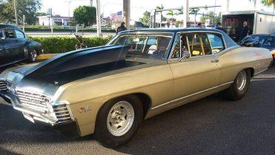 1967 Caprice Roller