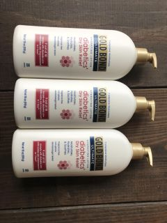 New, unopened Gold Bond ultimate Diabetic dry skin relief