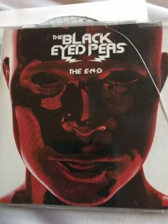 Black eyed peas cd only has one disc