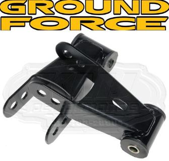 """Buy Ground Force 91208 Lowering Shackle Kit 07-12 Chevy GM 1500 Crew/Ext Cab 2"""" Drop motorcycle in Story City, Iowa, US, for US $76.99"""