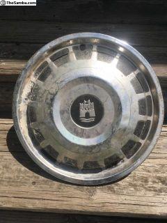Wolfsburg beetle hubcap
