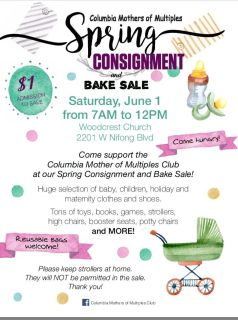 CMOMs Spring/Summer Consignment Sale