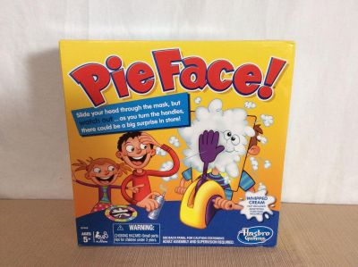 NEW Pie Face! Game