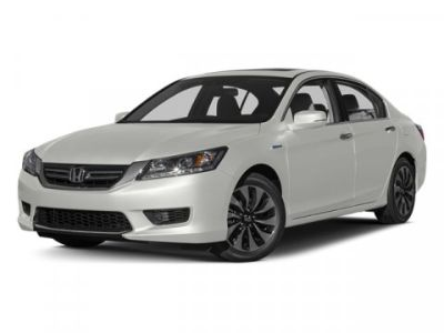 2014 Honda Accord Hybrid EX-L (Gray)