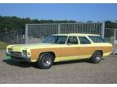 1972 Chevrolet Impala Kingswood Station Wagon