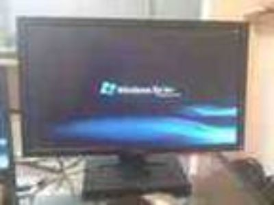New Dell E2210 22 Inch Widescreen Lcd Flat Mpanel Monitor New