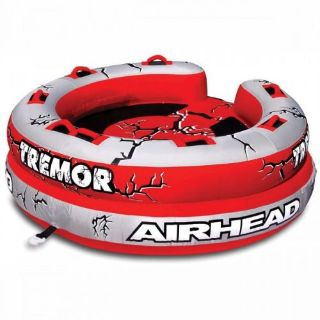 Buy Airhead Tremor Inflatable Tube Red/Black (AHTM-4) motorcycle in Holland, Michigan, United States, for US $262.25