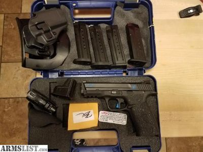 For Sale/Trade: M&P 9mm negotiable